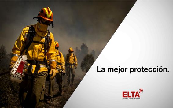 Extinguidores Elta - Sistemas contra incendios